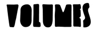Logo volumes black