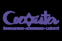 Logo coexister france rvb violet bd