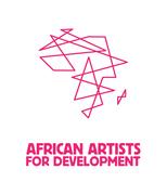 Logo aad majenta